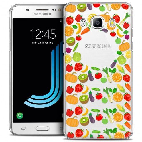 Coque Crystal Galaxy J5 2016 (J510) Extra Fine Foodie - Healthy
