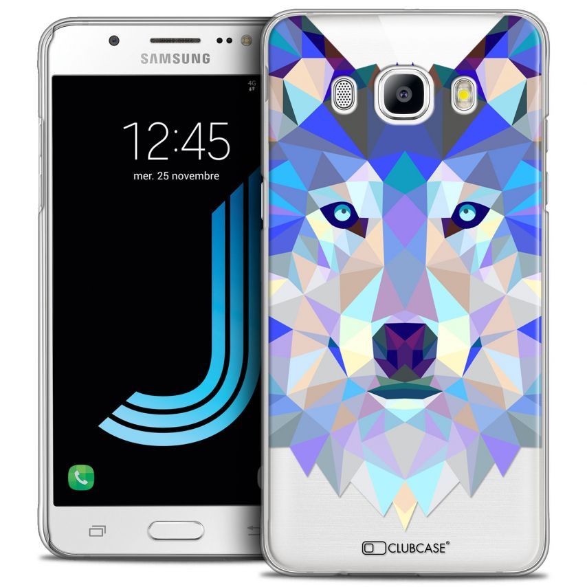 coque samsung s8 loup