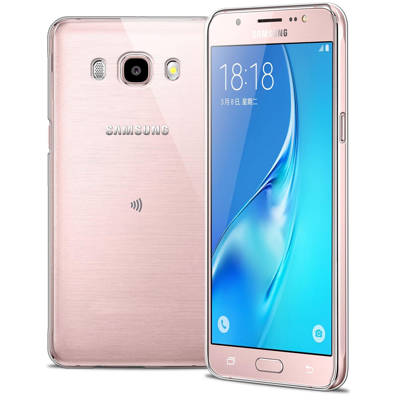 Coque Samsung Galaxy J5 2016 (J510) Crystal Extra Fine Transparente