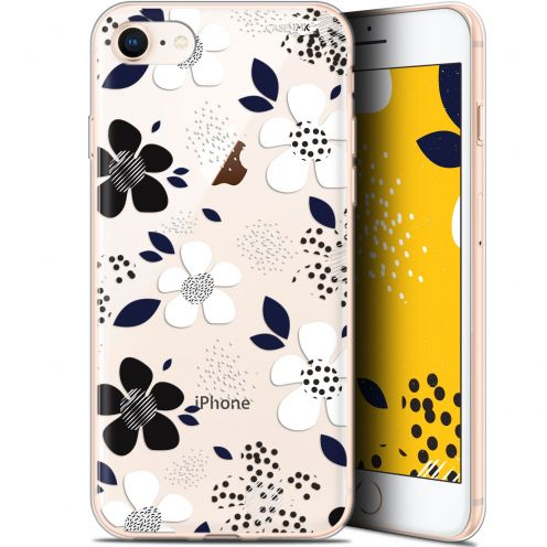 "Coque Gel Apple iPhone 7/8 (4.7"") Extra Fine Motif - Marimeko Style"