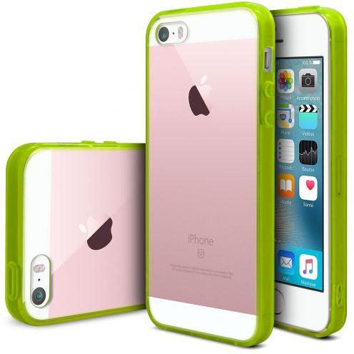 coque iphone 5 vert