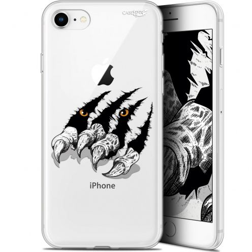 "Coque Gel Apple iPhone 7/8 (4.7"") Extra Fine Motif -  Les Griffes"