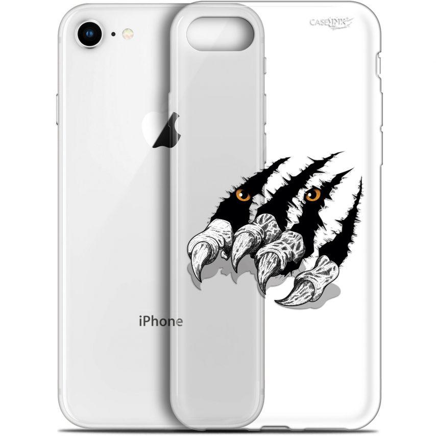 """Coque Gel Apple iPhone 7/8 (4.7"""") Extra Fine Motif - Les Griffes"""