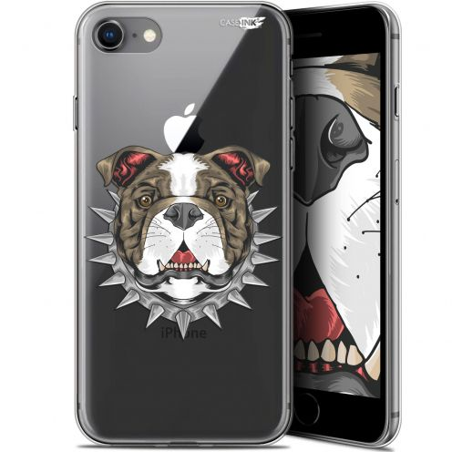 "Coque Gel Apple iPhone 7/8 (4.7"") Extra Fine Motif - Doggy"