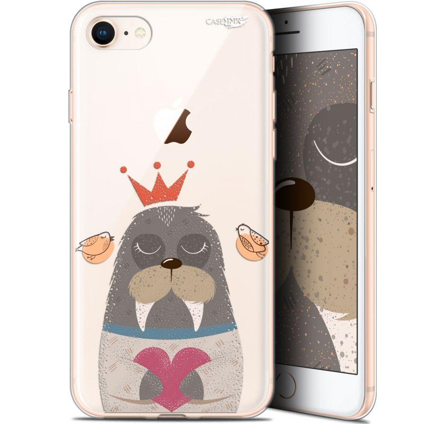"""Coque Gel Apple iPhone 7/8 (4.7"""") Extra Fine Motif - Sketchy Walrus"""