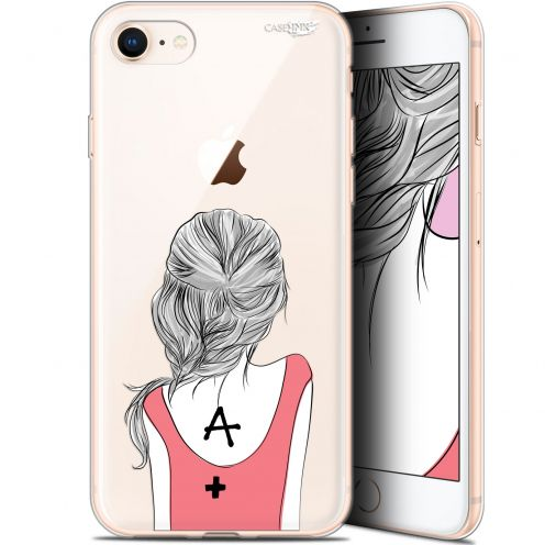 "Coque Gel Apple iPhone 7/8 (4.7"") Extra Fine Motif -  See You"