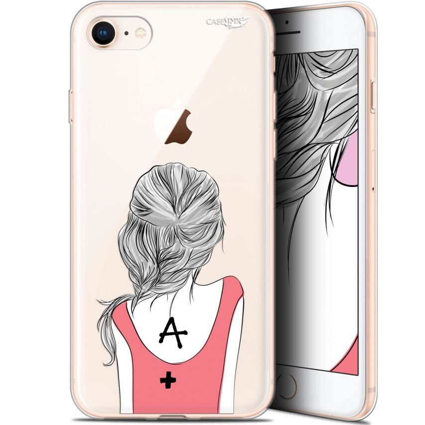 """Coque Gel Apple iPhone 7/8 (4.7"""") Extra Fine Motif - See You"""