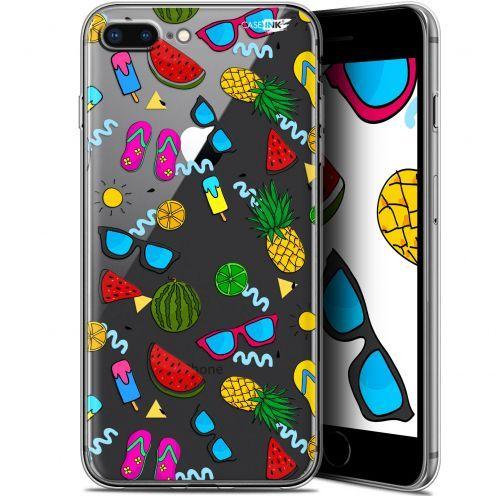 "Coque Gel Apple iPhone 7/8 Plus (4.7"") Extra Fine Motif - Summers"