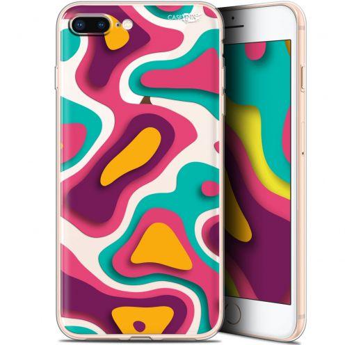 "Coque Gel Apple iPhone 7/8 Plus (4.7"") Extra Fine Motif - Popings"