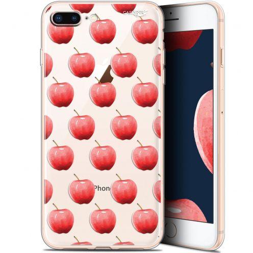 """Coque Gel Apple iPhone 7/8 Plus (4.7"""") Extra Fine Motif - Cerises"""