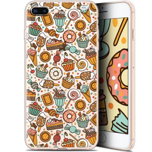 """Coque Gel Apple iPhone 7/8 Plus (4.7"""") Extra Fine Motif -  Bonbons"""