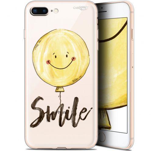 "Coque Gel Apple iPhone 7/8 Plus (4.7"") Extra Fine Motif -  Smile Baloon"