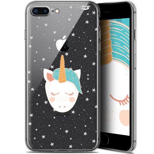 """Coque Gel Apple iPhone 7/8 Plus (4.7"""") Extra Fine Motif -  Licorne Dors"""