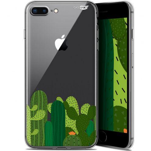 """Coque Gel Apple iPhone 7/8 Plus (4.7"""") Extra Fine Motif - Cactus"""
