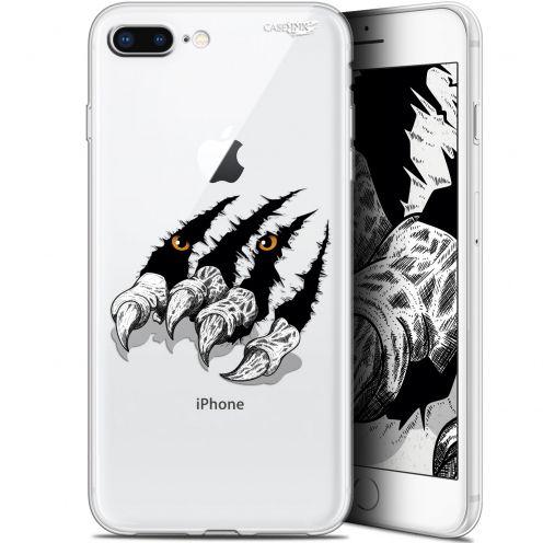"""Coque Gel Apple iPhone 7/8 Plus (4.7"""") Extra Fine Motif -  Les Griffes"""