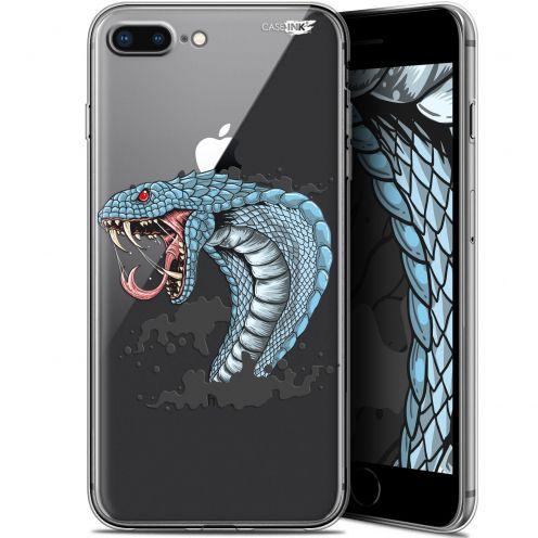 """Coque Gel Apple iPhone 7/8 Plus (4.7"""") Extra Fine Motif -  Cobra Draw"""