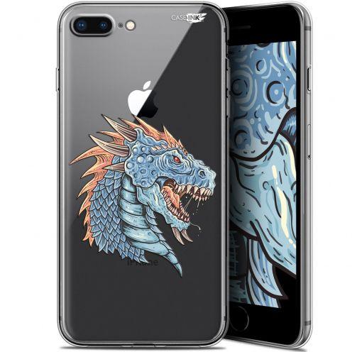 "Coque Gel Apple iPhone 7/8 Plus (4.7"") Extra Fine Motif -  Dragon Draw"