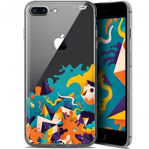 "Coque Gel Apple iPhone 7/8 Plus (4.7"") Extra Fine Motif -  Les Vagues"