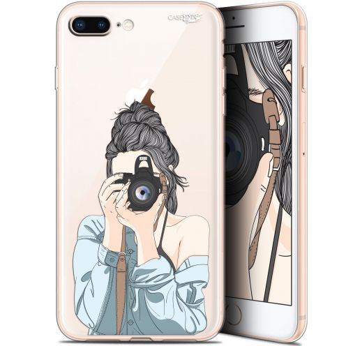 "Coque Gel Apple iPhone 7/8 Plus (4.7"") Extra Fine Motif - La Photographe"