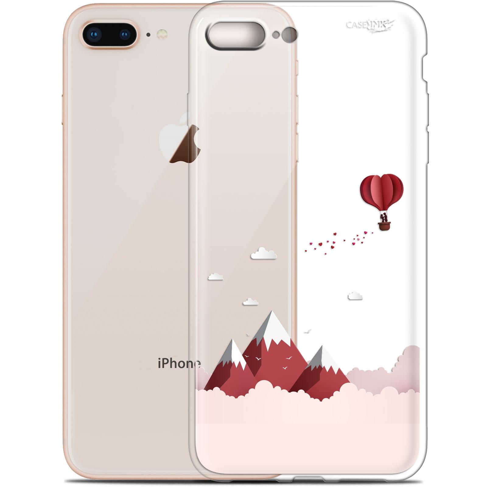 coque iphone 8 montagne