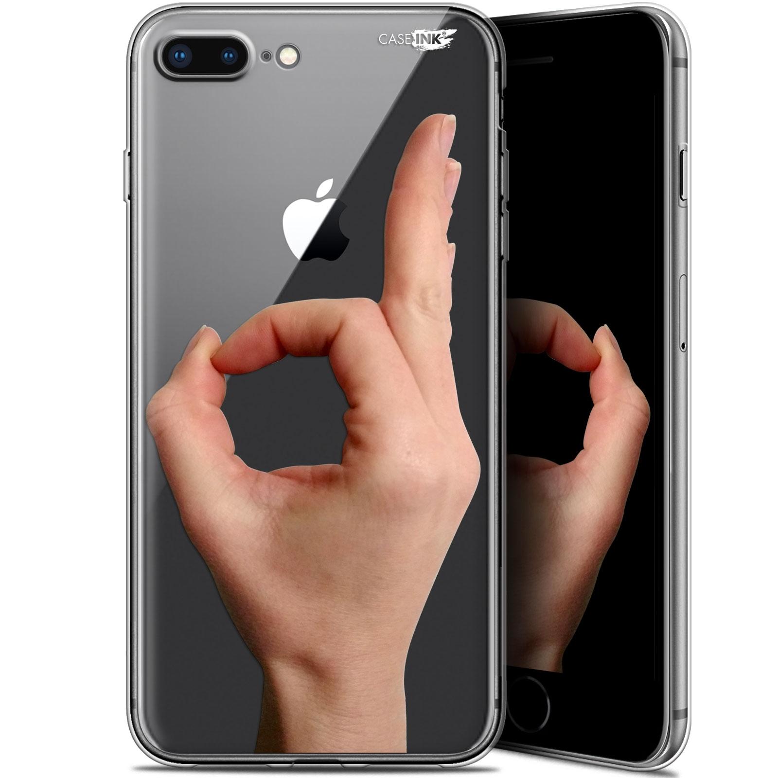coque iphone 8 plus avec rond arriere