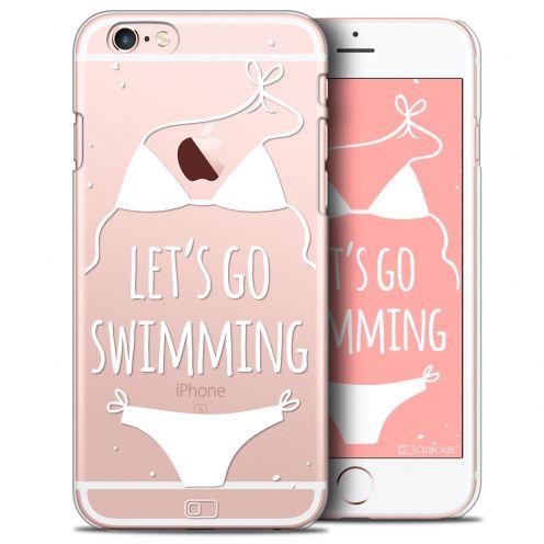 Coque Crystal iPhone 6/6s Plus Extra Fine Summer - Let's Go Swim