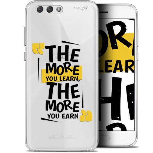 """Coque Gel Asus Zenfone 4 ZE554KL (5.5"""") Extra Fine Motif -  The More You Learn"""
