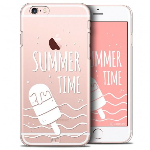 Coque Crystal iPhone 6/6s Extra Fine Summer - Summer Time