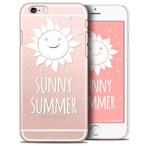 Coque Crystal iPhone 6/6s Extra Fine Summer - Sunny Summer
