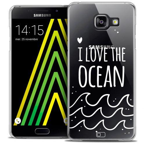 Coque Crystal Galaxy A5 2016 (A510) Extra Fine Summer - I Love Ocean