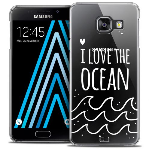 Coque Crystal Galaxy A3 2016 (A310) Extra Fine Summer - I Love Ocean