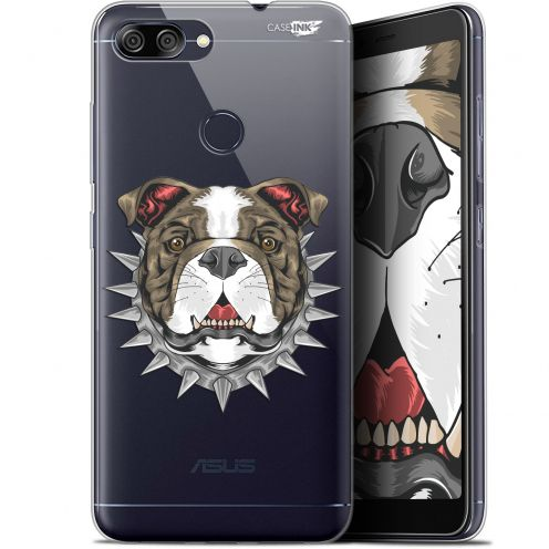 "Coque Gel Asus Zenfone Max Plus (M1) ZB570TL (5.7"") Extra Fine Motif -  Doggy"
