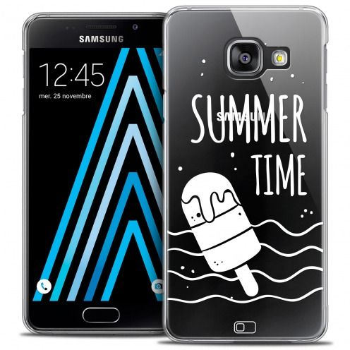 Coque Crystal Galaxy A3 2016 (A310) Extra Fine Summer - Summer Time