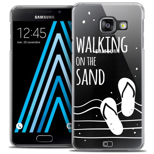 Coque Crystal Galaxy A3 2016 (A310) Extra Fine Summer - Walking on the Sand