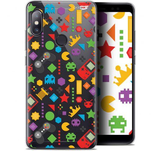 """Coque Gel Xiaomi Redmi Note 5 (5.99"""") Extra Fine Motif - PacMan"""