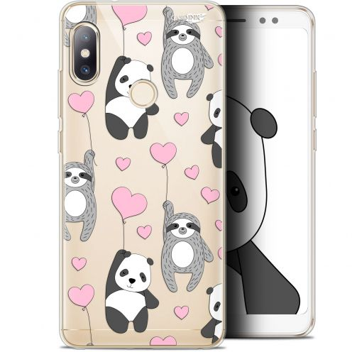 "Coque Gel Xiaomi Redmi Note 5 (5.99"") Extra Fine Motif - Panda'mour"