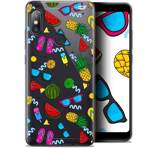 "Coque Gel Xiaomi Redmi Note 5 (5.99"") Extra Fine Motif - Summers"