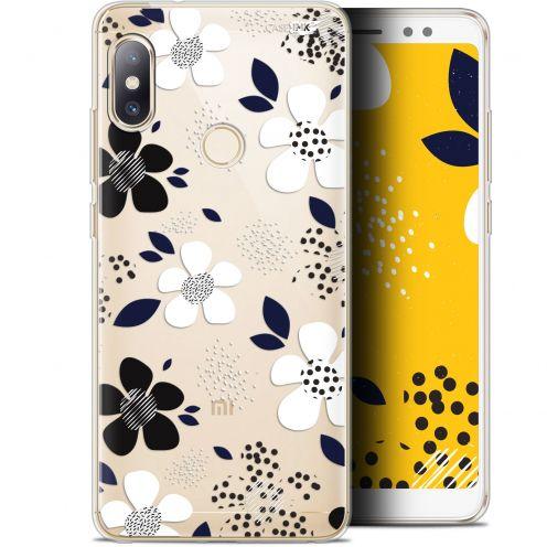 "Coque Gel Xiaomi Redmi Note 5 (5.99"") Extra Fine Motif - Marimeko Style"