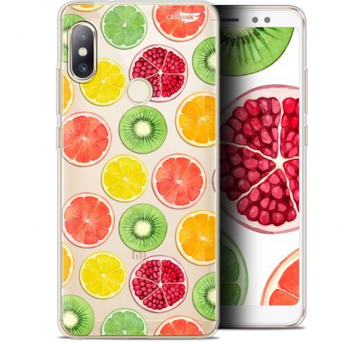 "Coque Gel Xiaomi Redmi Note 5 (5.99"") Extra Fine Motif -  Fruity Fresh"