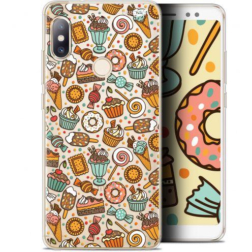 """Coque Gel Xiaomi Redmi Note 5 (5.99"""") Extra Fine Motif - Bonbons"""