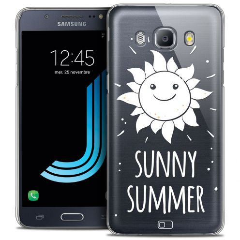 Coque Crystal Galaxy J5 2016 (J510) Extra Fine Summer - Sunny Summer