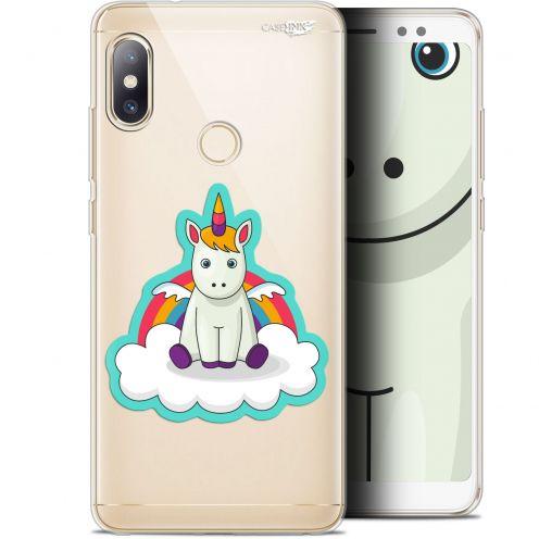 """Coque Gel Xiaomi Redmi Note 5 (5.99"""") Extra Fine Motif - Bébé Licorne"""