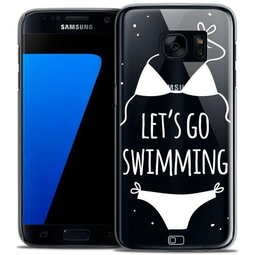 Coque Crystal Galaxy S7 Extra Fine Summer - Let's Go Swim