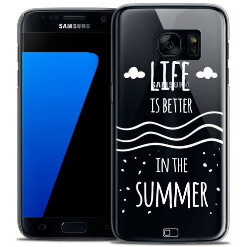 Coque Crystal Galaxy S7 Extra Fine Summer - Life's Better