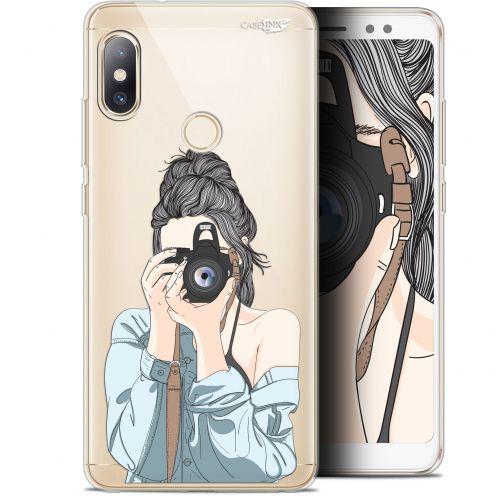 "Coque Gel Xiaomi Redmi Note 5 (5.99"") Extra Fine Motif - La Photographe"