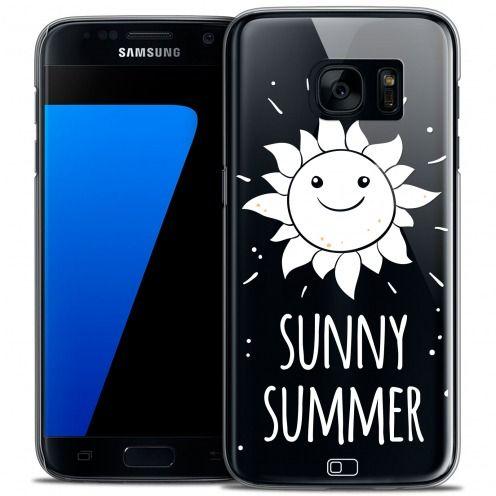 Coque Crystal Galaxy S7 Extra Fine Summer - Sunny Summer