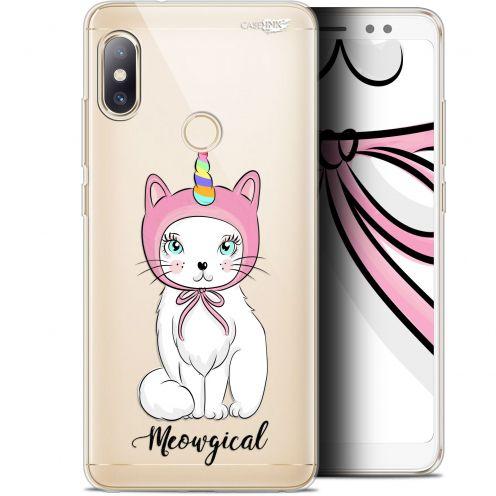 "Coque Gel Xiaomi Redmi Note 5 (5.99"") Extra Fine Motif - Ce Chat Est MEOUgical"