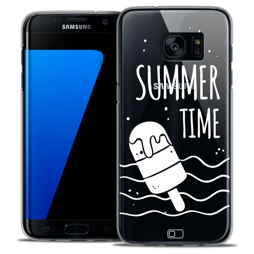 Coque Crystal Galaxy S7 Edge Extra Fine Summer - Summer Time