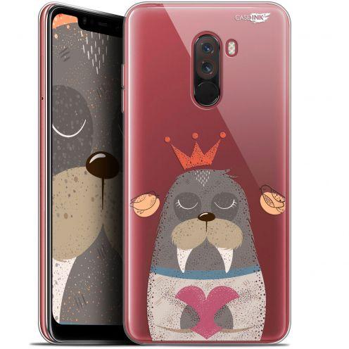 """Coque Gel Xiaomi Pocophone F1 (6.18"""") Extra Fine Motif - Sketchy Walrus"""