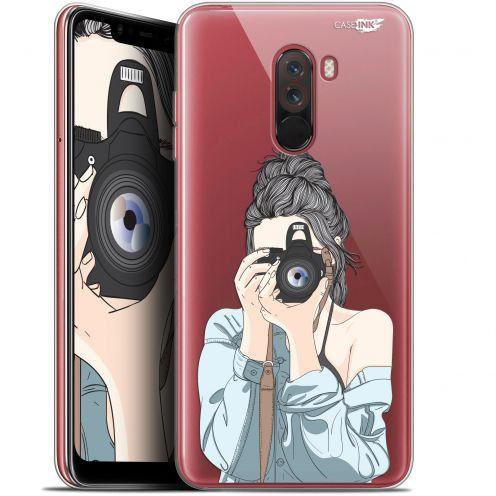 "Coque Gel Xiaomi Pocophone F1 (6.18"") Extra Fine Motif - La Photographe"